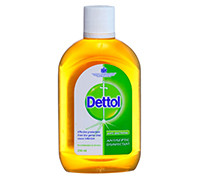 DETTOL ANTISEPTIC & DISINFECTANT LIQUID- 250 ML