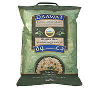 DAAWAT XL - INDIAN BASMATI RICE- 5 KG