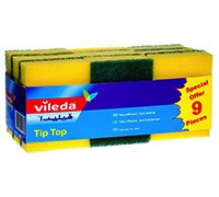 VILEDA TIP TOP- SPONGE- 9'S - OFFER