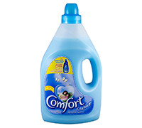 COMFORT FABRIC SOFTENER- BLUE- 4 L