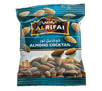 AL RIFAI- ALMONDS COCKTAIL-25 G
