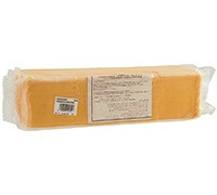 FORSANA SLICED AMERICAN TYPE CHEESE YELLOW- 2.270 KG