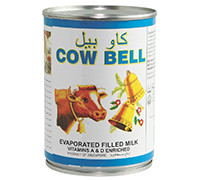 COW BELL- EVAPORATED MILK -385 G