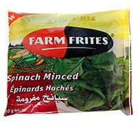 FARM FRITES SPINACH 400 G