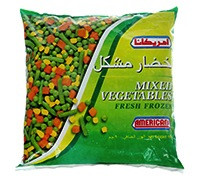 AMERICANA MIXED VEGETABLES 900 G