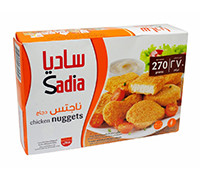 SADIA CRISPY CHICKEN NUGGETS 270 G