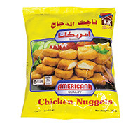 AMERICANA CHICKEN NUGGETS BAG 750 G