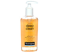 NEUTROGENA DEEP CLEAN FACE CLEANSER 200 ML