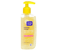 CLEAN & CLEAR SKIN BRIGHTNING FACIAL WASH 150 ML