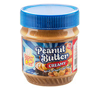 SUPER CHEF PEANUT BUTTER CREAMY 340 G