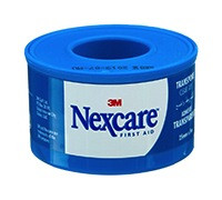 NEXCARE TRANSPORE CLEAR SPOOL 25MMX5M