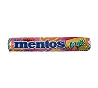 MENTOS FRUIT 11PC 29G