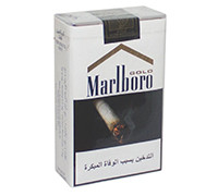 MARLBORO CIGARETTES GOLD SOFT