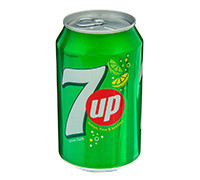7UP CANS- 330 ML