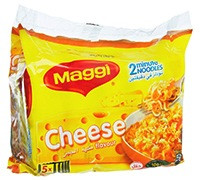 MAGGI- 2 MINUTE NOODLES WITH CHEESE FLAVOR- 77 G