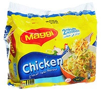 MAGGI 2 MINUTE  NOODLES WITH CHICKEN FLAVOR- 77 G