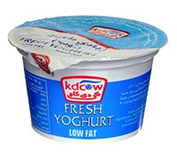 KDCOW- LOW-FAT YOGHURT 170 ML
