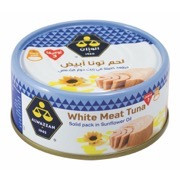 AL WAZZAN- WHITE MEAT TUNA- 160 G