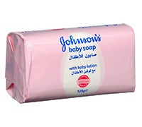 JOHNSON'S BABY SOAP- PINK - 125 G