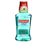 COLGATE PLAX-  MULTI PROTECTION -FRESH MINT- GREEN - 250 ML