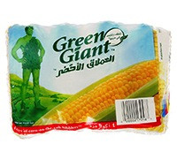 GREEN GIANT CORN ON COB - 4 PCS