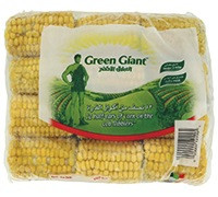 GREEN GIANT CORN ON COB - 12 PCS