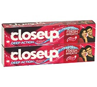 CLOSEUP RED HOT TOOTHPASTE - 120 ML