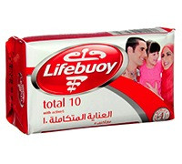 LIFEBUOY TOTAL 10 SOAP- 125 G