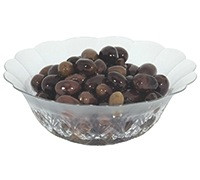 JORDANIAN GREEN OLIVES WITH OIL