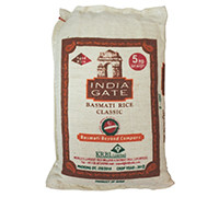 INDIA GATE BASMATI RICE - 5 KG