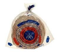 KFM LIGHT WHITE ARABIC PITA BREAD - 50 G